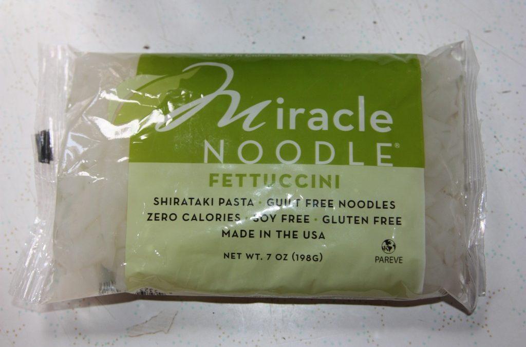 Not So Miraculous Noodles