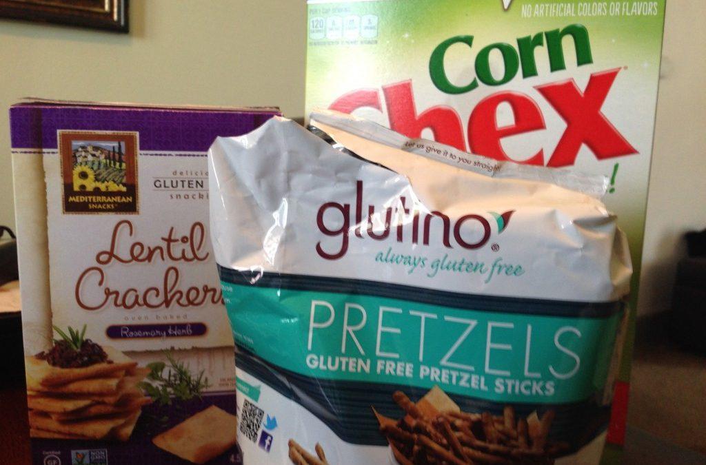 Gluten-Sharing Toddlers