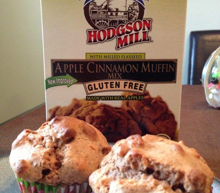 Not So Moist Muffins
